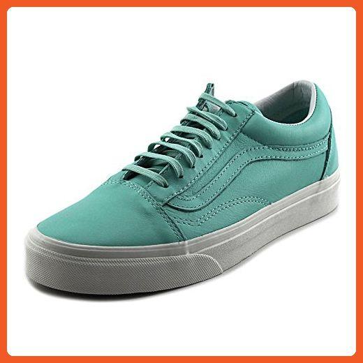 c8e031a709 Vans Old Skool Pastel Pack Ice Green Blanc de Blanc Skate Shoes (7 Mens 8.5  Womens) - Sneakers for women ( Amazon Partner-Link)