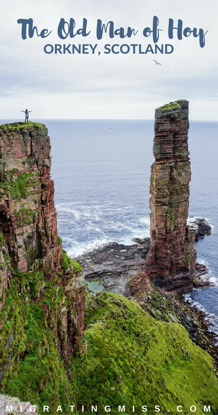 How to Visit the Old Man of Hoy + Other Hoy Attractions, Orkney - Migrating Miss