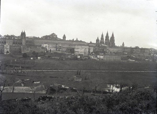 Fotos antiguas de Santiago de Compostela