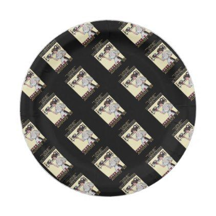 Good Housekeeping Paper Plate - housewife cyo diy home gift idea customize  sc 1 st  Pinterest & Good Housekeeping Paper Plate - housewife cyo diy home gift idea ...