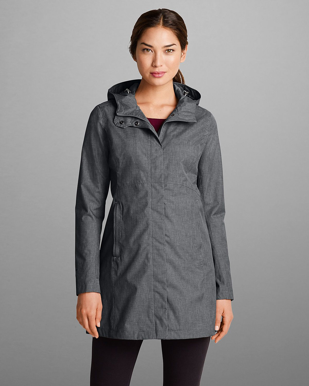 Women's Mackenzie Trench Coat Eddie Bauer Carefree