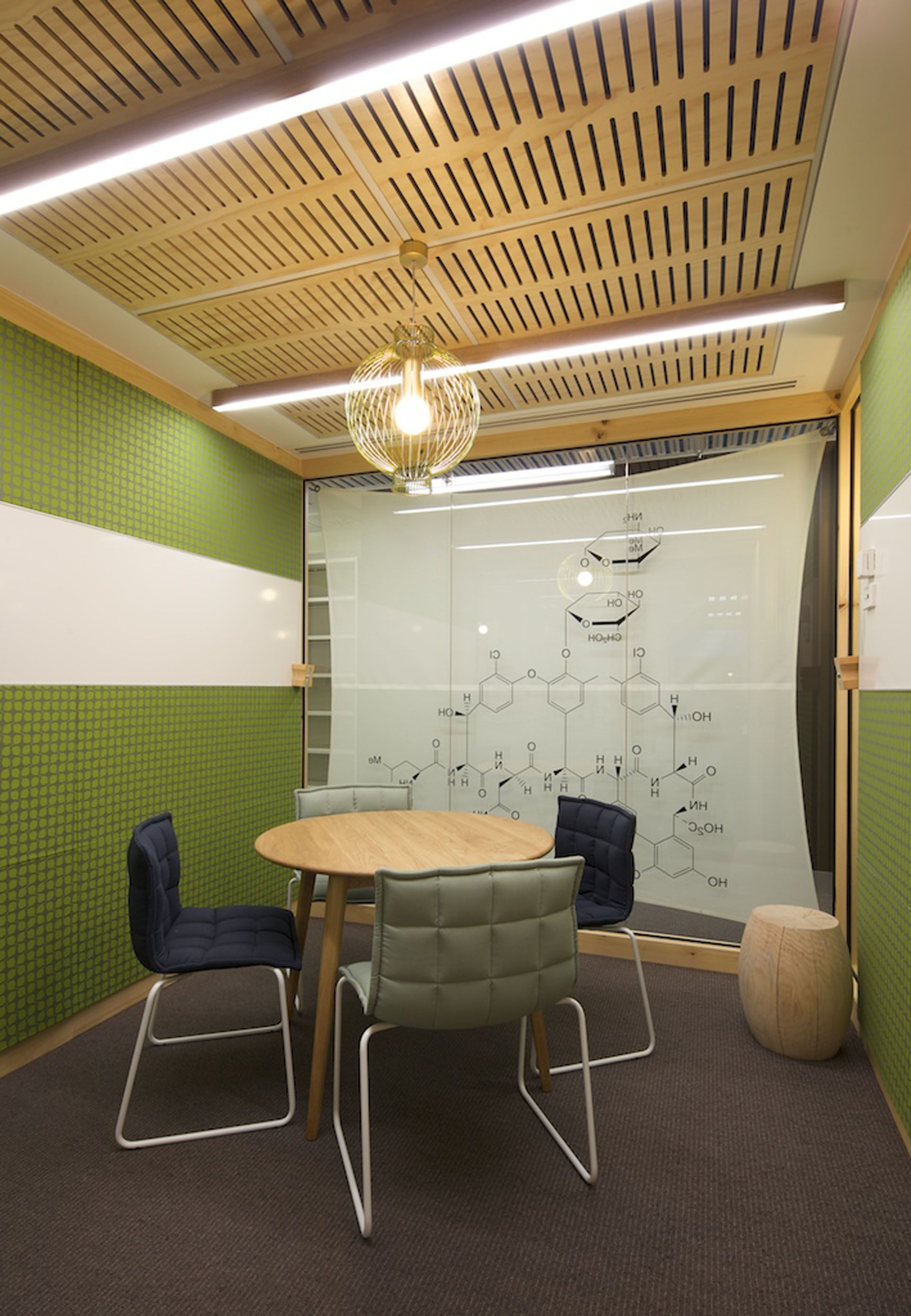 meeting room by artillery interior architecture melbourne