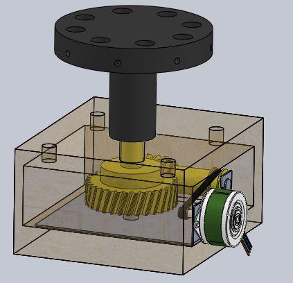 Stepper Motor Arduino Solar Tracker Ev Stepper Motor