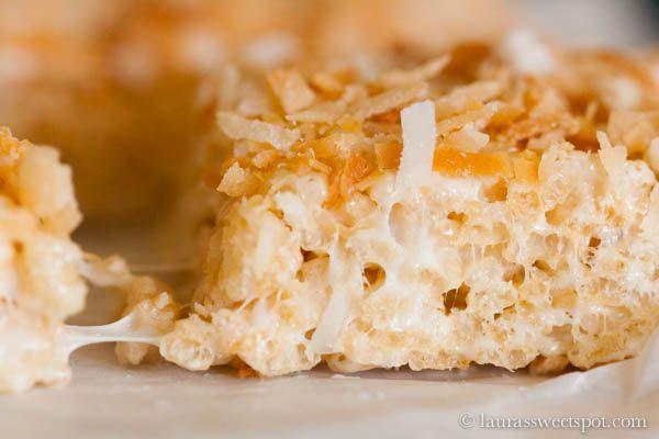 Coconut Oil Rice Krispies | Recipe | Coconut oil rice ...