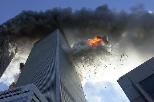 Students 9/11 Amateur Footage Taken From Her Dorm Room Is Going Viral Again [VIDEO]