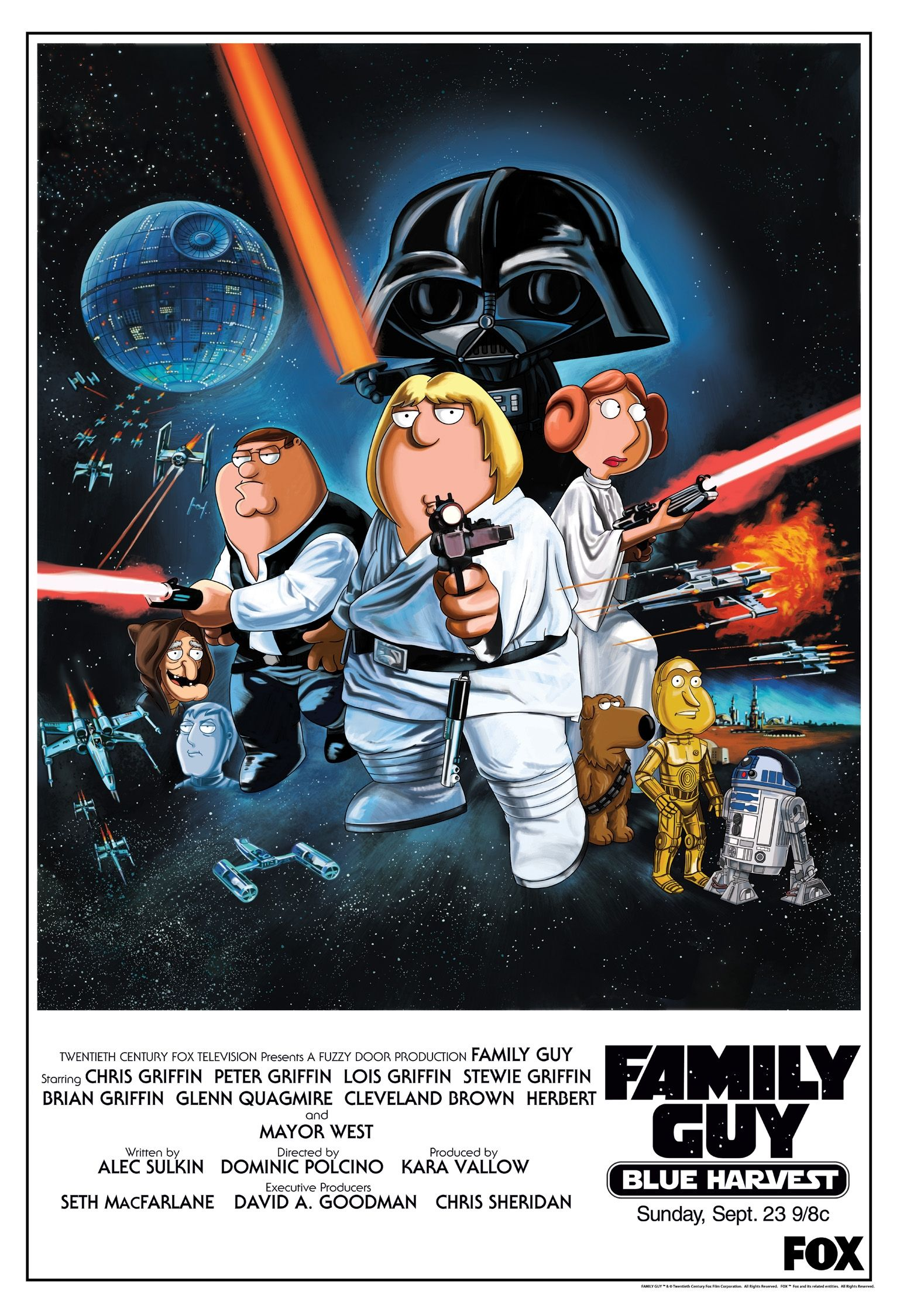 Star Wars Family Guy I Need To See This Things I Love Star