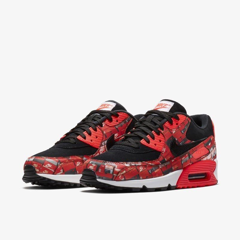 e53a1474e1d574 Atmos x Nike Air Max 90 We Love Nike