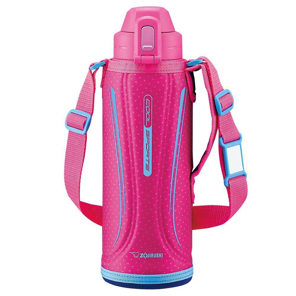 Zojirushi water bottle straight drink sports type
