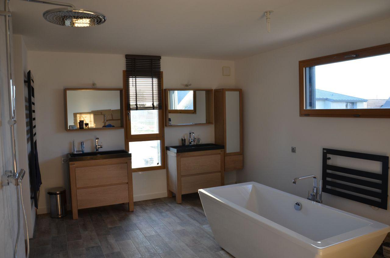 Décoration Salle de bain - salle d\'eau 16m2 - Ille Et Vilaine (35 ...