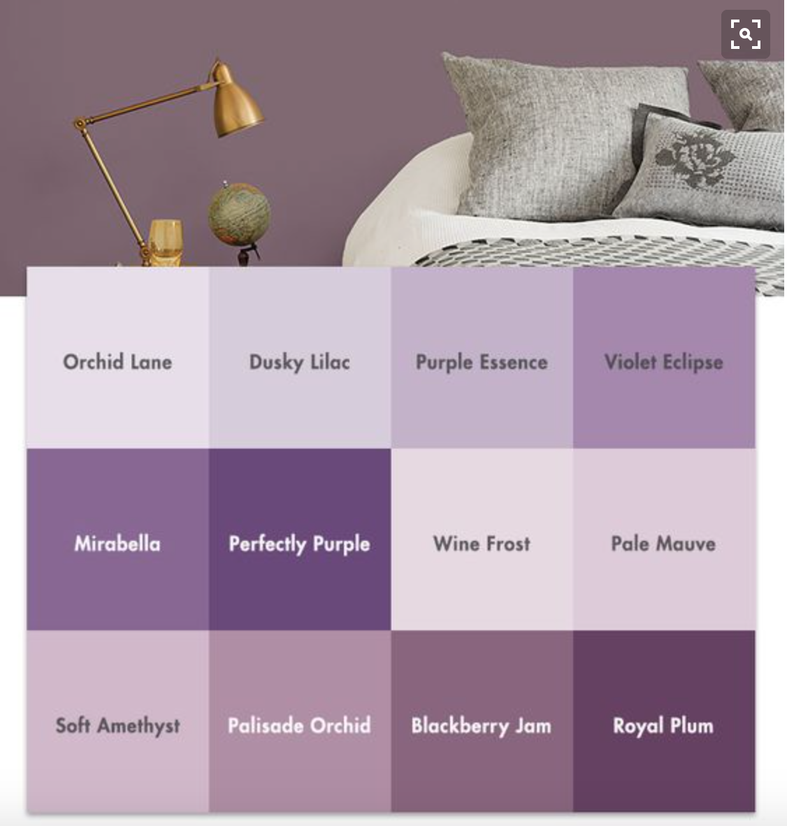 lavender wall paintPin by Raina Baier on Room redo  Pinterest  Interior walls