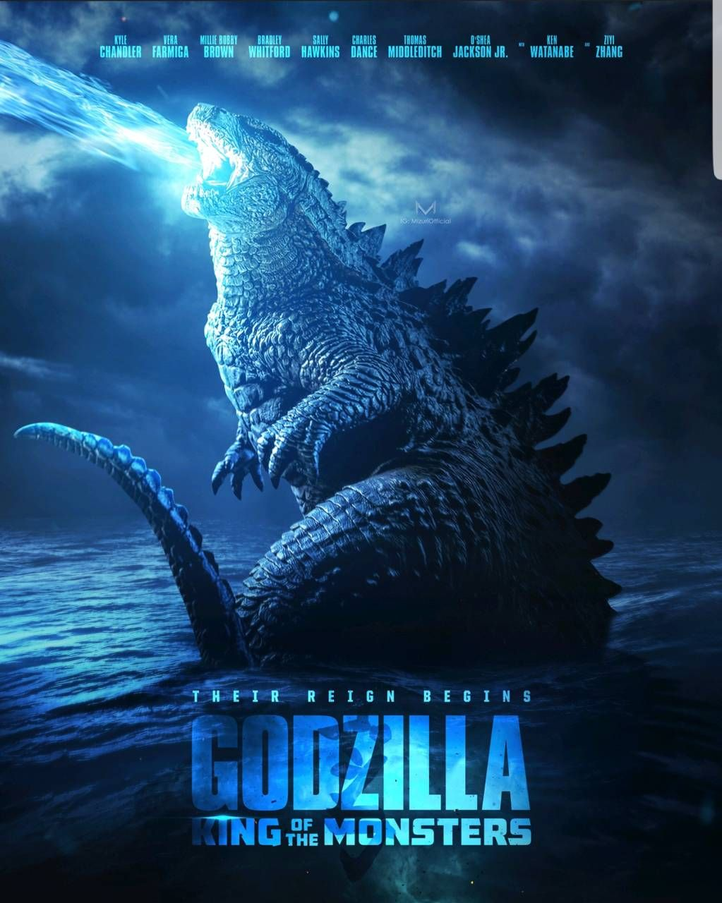 Download Godzilla Wallpaper by silverbull735 c5 Free