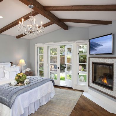 Traditional Bedroom Photos Master Bedroom Design, Pictures, Remodel, Decor and Ideas - page 2