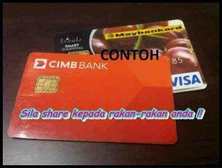 Awas Kepada Pemegang Kad Debit Atau Kad Kredit Untuk Kawan2 Just Nk Share Pe Yang Berlaku Pada Kawan Saya Hari Ni Lebih Kurang Jam 11 30 Pagi Hari Debit Visa