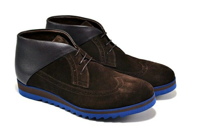 Biancora Luxury Artisan Shoes Jones/Coffee Wingtip Shoe. http://www.biancora.com/ https://www.kickstarter.com/projects/1576965994/luxury-artisan-mens-shoes-without-the-luxury-price