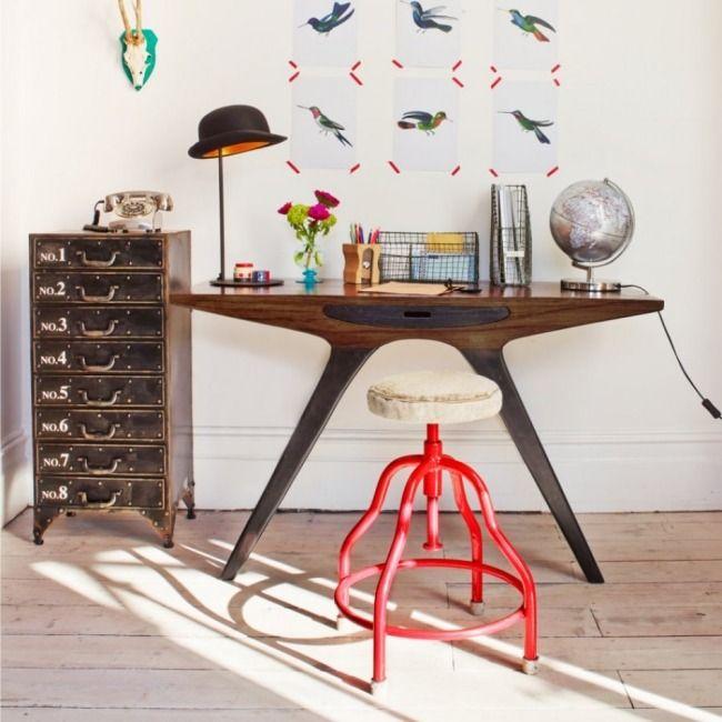 So dekorieren Sie Ihr Haus im Retro Stil | Retro-Stile, Retro und ...