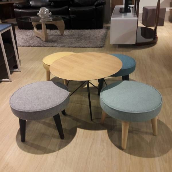 Taine Center Table Table Furniture Coffee Table