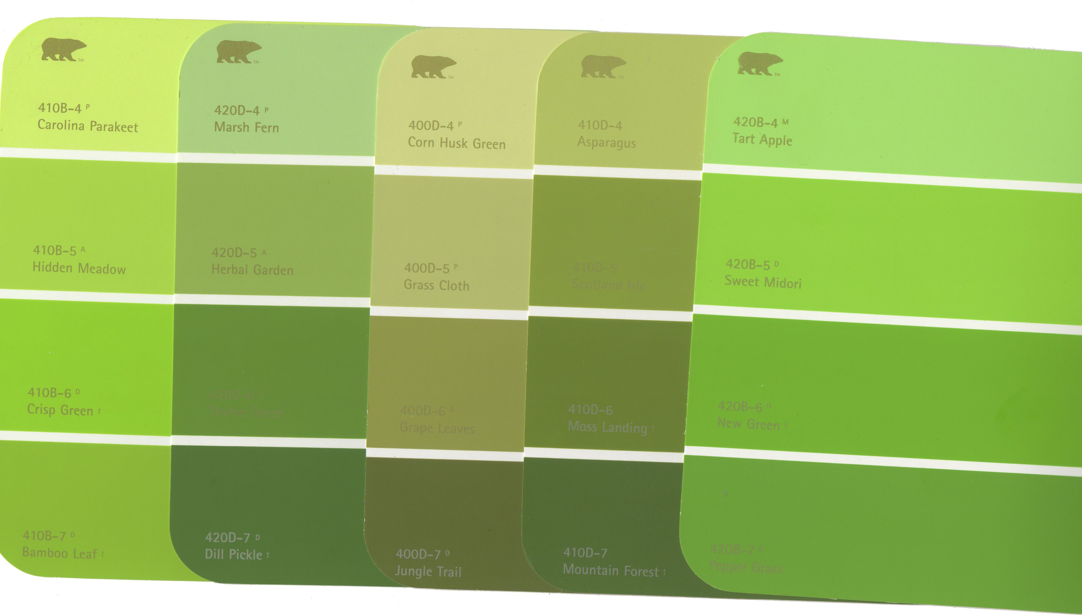 Lime green paint colors - Green Shades Of Paint Fascinating 9 Fabulous Shades Of Green Paint