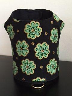 Custom Small Dog Celtic Vest harness XXS  XS  S  M by Pascaline