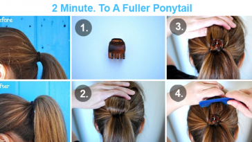 10 Brilliant 3-Minute Hairstyles That Every Girl Should Try! #fullerponytail fuller ponytail #fullerponytail 10 Brilliant 3-Minute Hairstyles That Every Girl Should Try! #fullerponytail fuller ponytail #fullerponytail