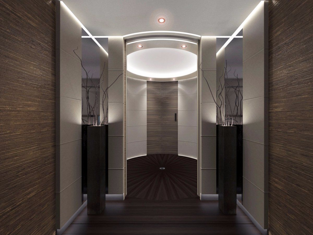 This Boeing private jet is a flying luxury home  Spaces Indoors