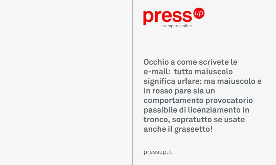 Scopri i servizi Press Up su:http://www.pressup.it/Default.aspx