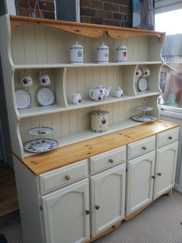 Pine Dresser Welsh Sideboard