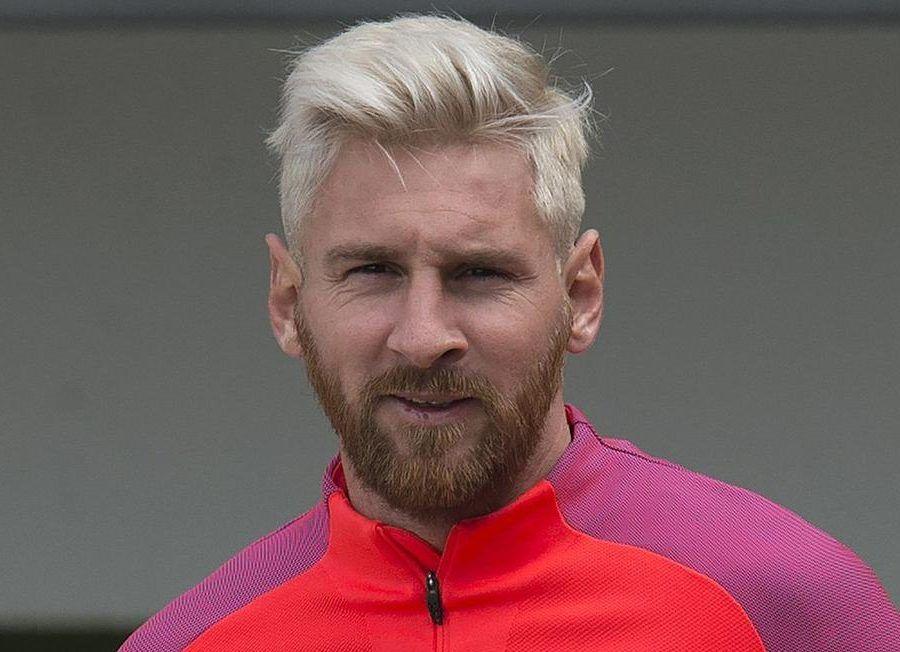 Lionel Messi Haircut Haarschnitt Mannerhaare Mannerhaar