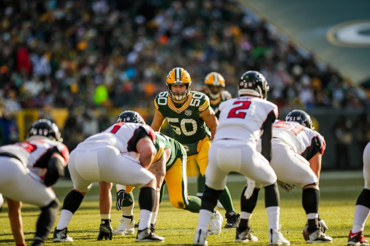 12 9 2018 Blake Martinez Green Bay Packers Go Pack Go Nfl Teams