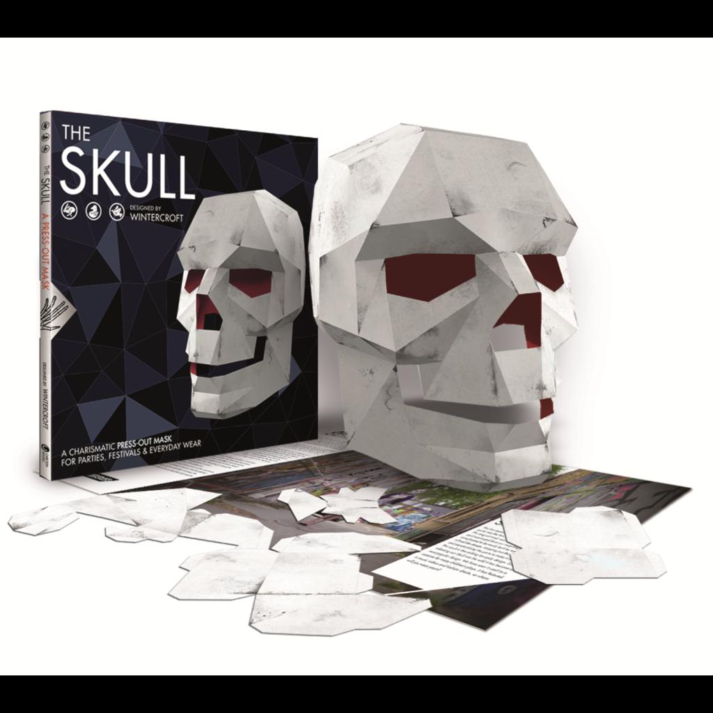 Wintercroft Skull Mask Book + Free Digital Mask - Wintercroft - 1 ...