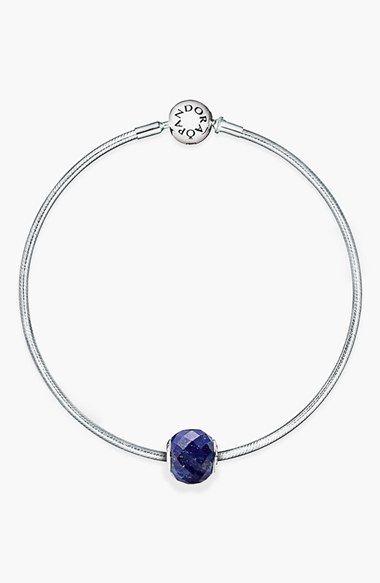 0ac661230 Women's PANDORA 'Essence - Peace' Charm Bracelet Set - Peace - Lapis Lazuli