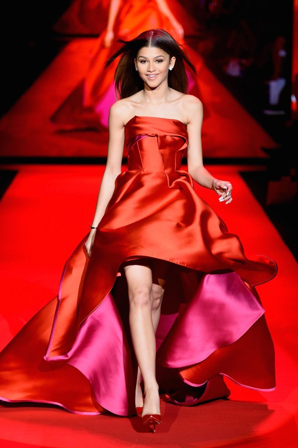 Zendaya media on zendaya dress collection and fashion weeks