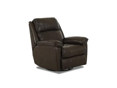 CD- Recliner available in fabric or leather with other options to choose from as well