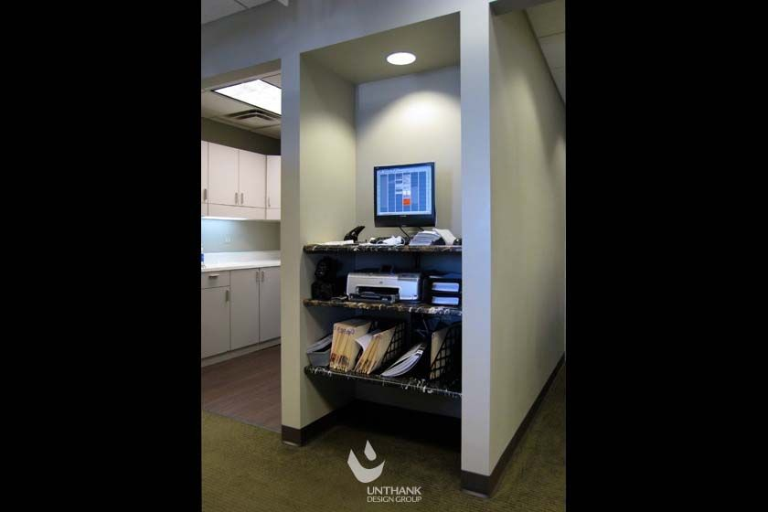 Unthank Design Group Photo Gallery Dental Office By Dr Michael DDS
