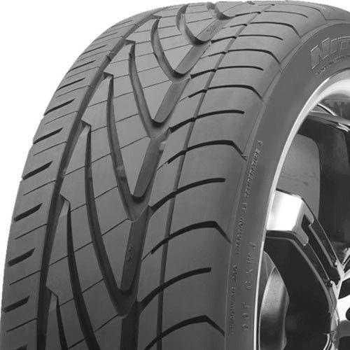 Nitto Neo Gen 245/30ZR20 90W UHP tire, Black Sidewall