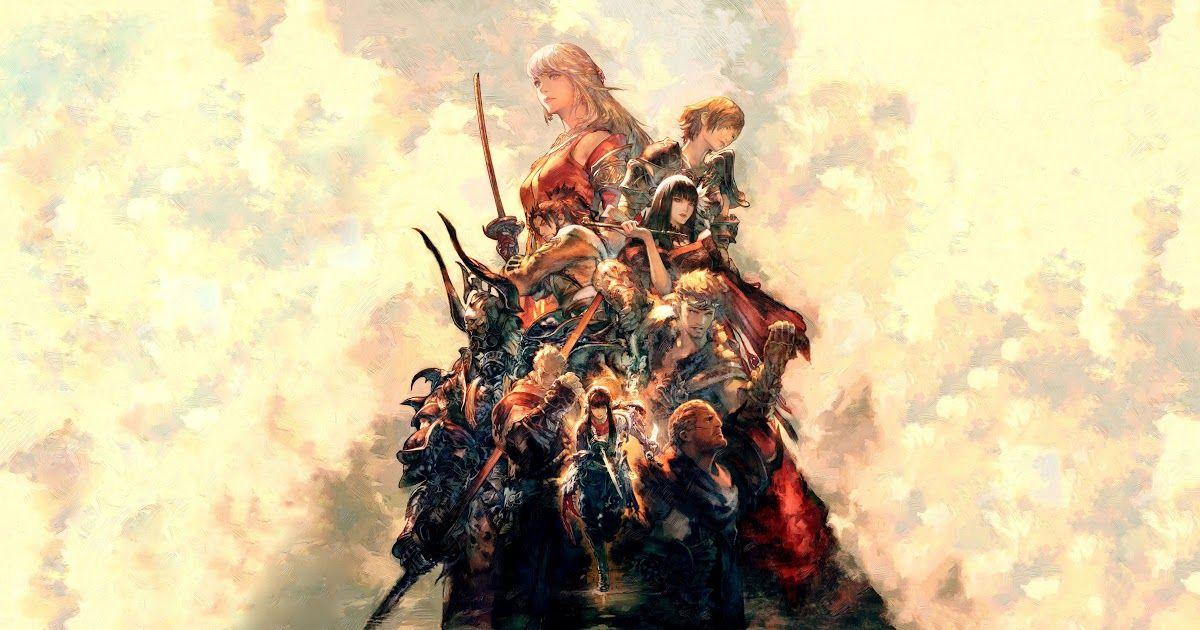 Final Fantasy 14 Wallpaper Phone