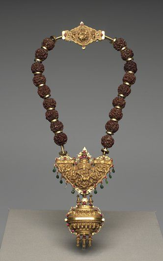 lovely traditional necklace