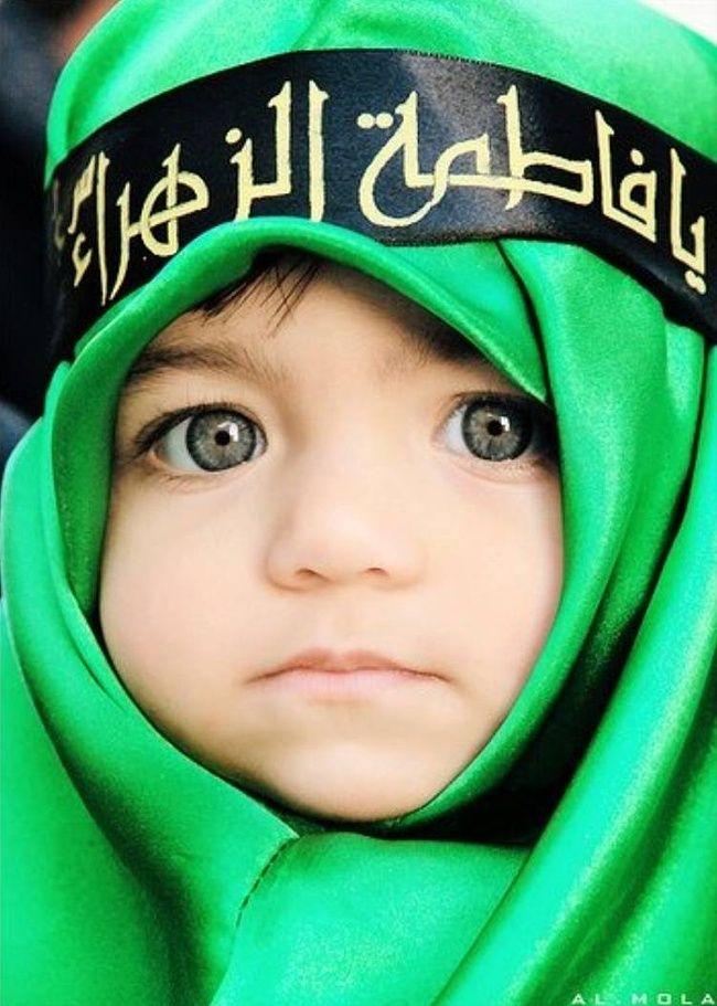 Картинка мусульманские дети, открытку