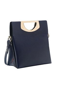 2ae72df0513 Navy Satchel from Christian Louboutin | Bag in 2019 | Bags, Bag ...