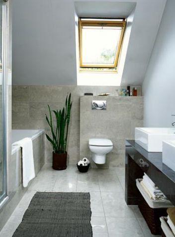 Aranżacja łazienki Na Poddaszu Najważniejsze Zasady