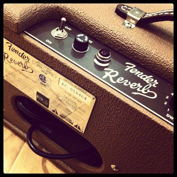 Fender Reverb