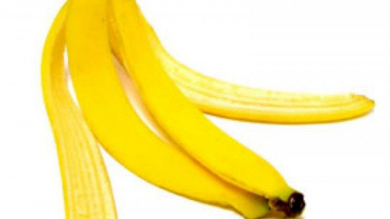 طريقة قشر الموز لتنعيم الشعر Smooth Hair Banana Fruit