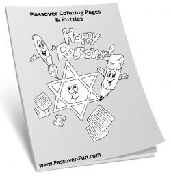 Passover Coloring Pages & Puzzles | Preschool Lesson Ideas | Pinterest
