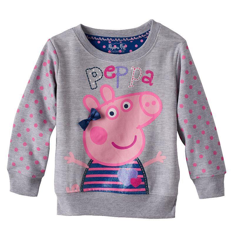 Peppa Pig Glitter Dress & Leggings Set - Toddler Girl   Baby things ...