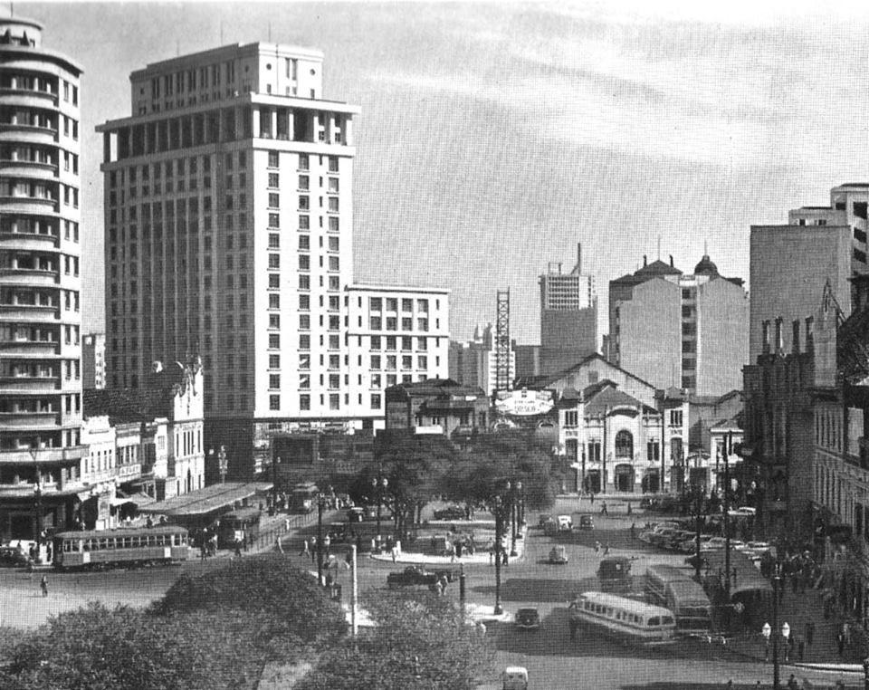 Praça João Mendes