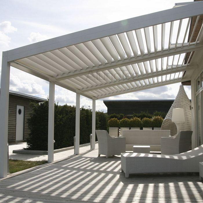 louvered-roof-pergola-kits-louvered-roof-pergola-28 | me | Pinterest ...