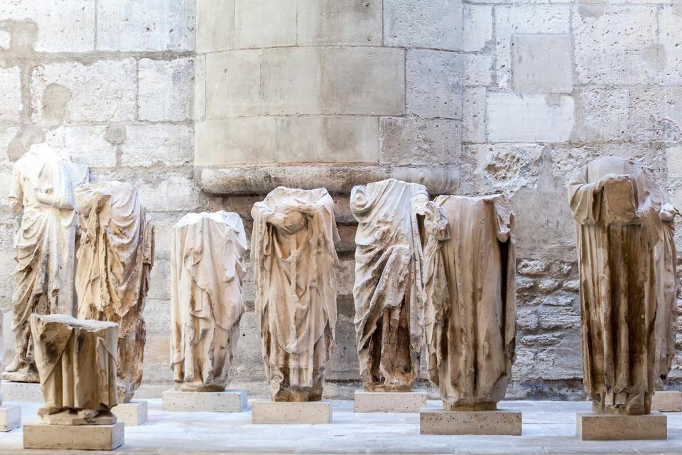 Musée national du Moyen Âge Jacques Bravo 作成