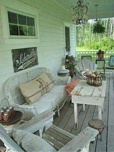 Pin by Lisa Stebbins on Front Porch Ideas | Porch ...