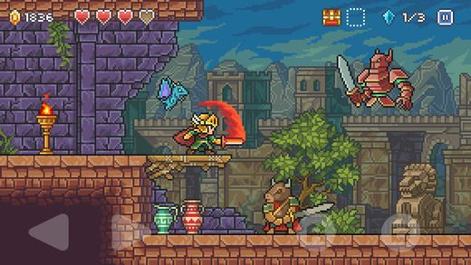 Goblin Sword iPhone Screenshot 1 in 2019 Pixel games