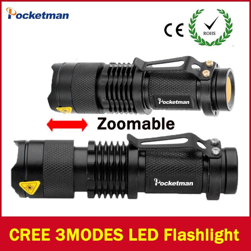 2017 Led Latarka Latarka 2000 Lumenow Zoomable Lanterna Led Wysokiej Mocy Mini Latarka Tatica Latarnia Swiatla Wysokie Flashlight Led Flashlight Waterproof Led