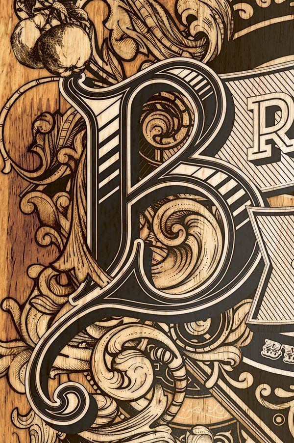 Typography - A Tour of the British Isles on Behance, Greg Coulton... - CoDesign Magazine | Daily-updated Magazine celebrating creative talent from around the world